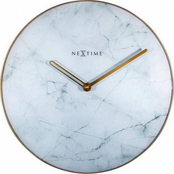 Ρολόι Τοίχου Next Time Marble