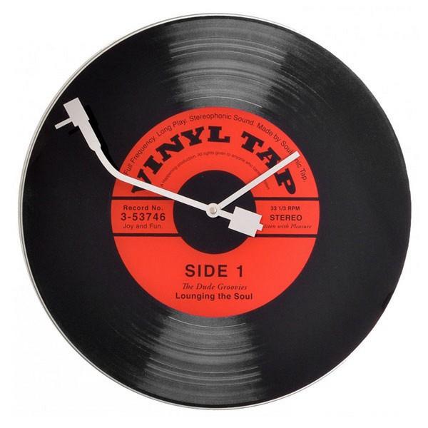 Ρολόι Τοίχου Nextime Βινύλιο Vinyl Tap 8141 Ρολόγια