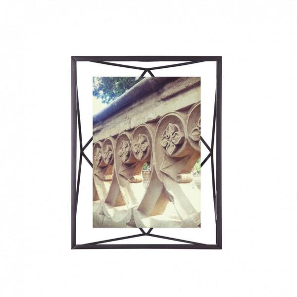 Κορνίζα για Φωτογραφία Umbra Prisma 5x7 Black Κορνίζες Τοίχου