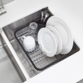Πιατοθήκη Umbra Sinkin Multi Use Black-Metal